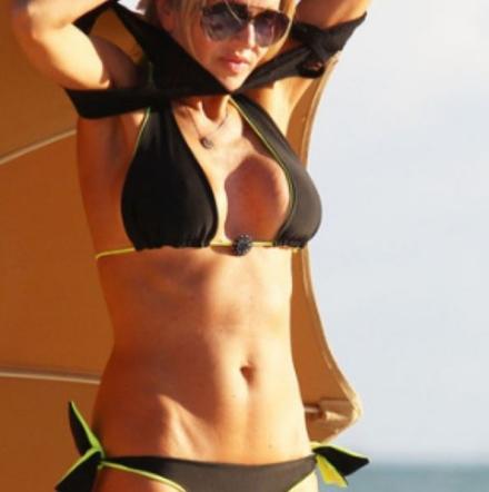 Rita Rusic, 54 anni e un corpo da ventenne
