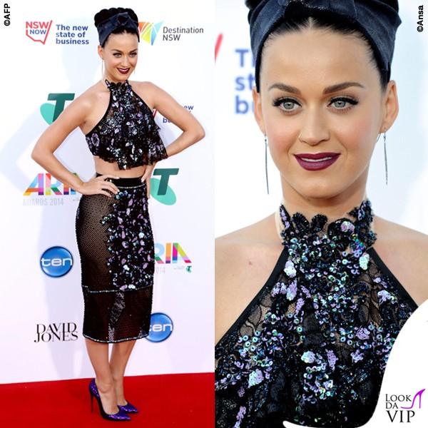 Katy Perry e il completo poco… intimo