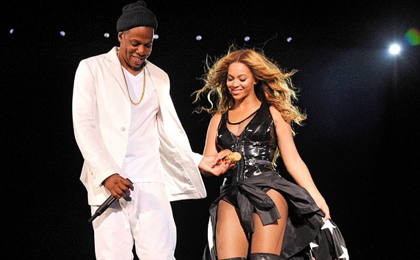 """On The Run Tour: Beyonce And Jay-Z"" - East Rutherford"